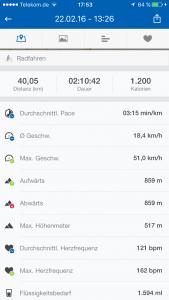 40km Radtour mit dem E-Bike durch Stuttgart